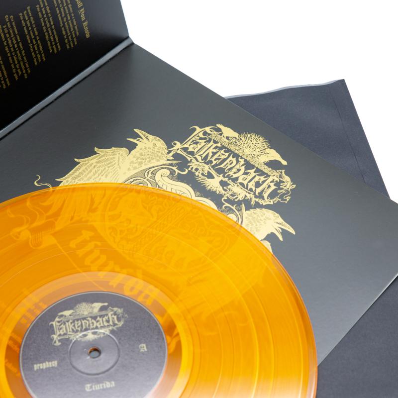 Falkenbach - Tiurida Vinyl Gatefold LP  |  Orange Transparent