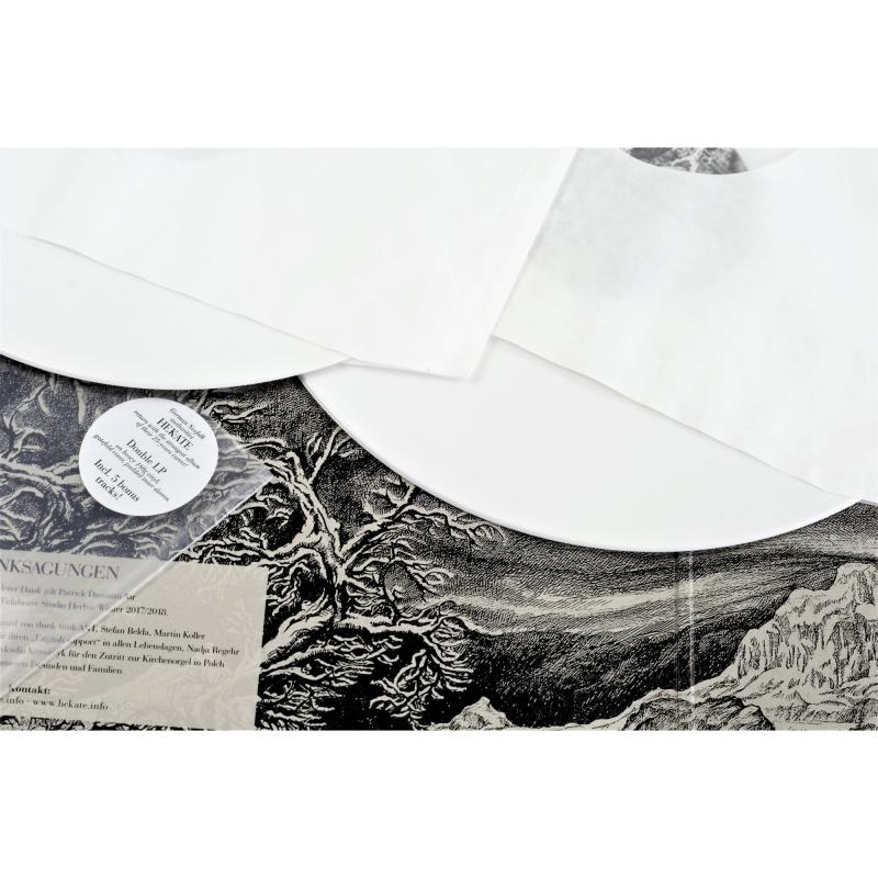Hekate - Totentanz Vinyl 2-LP Gatefold     White