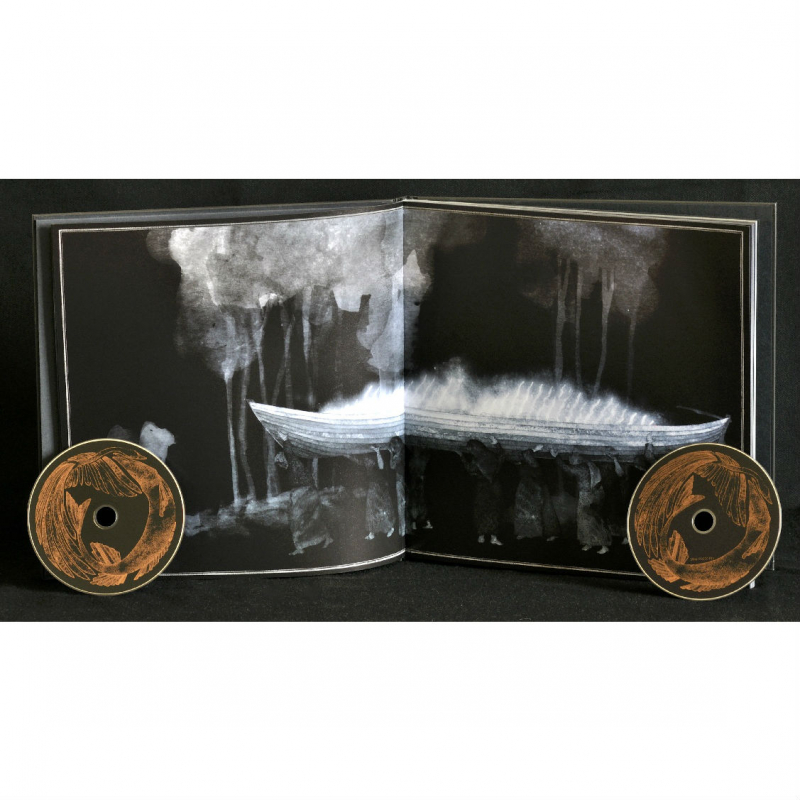 Tenhi - Saivo Artbook CD+DVD-A