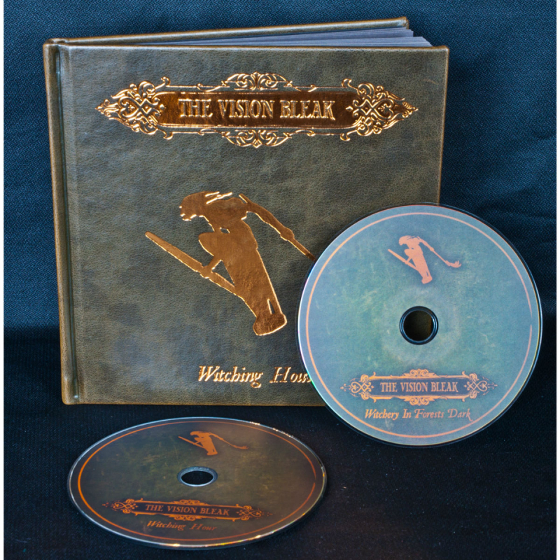 The Vision Bleak - Witching Hour Vinyl Gatefold LP  |  Black