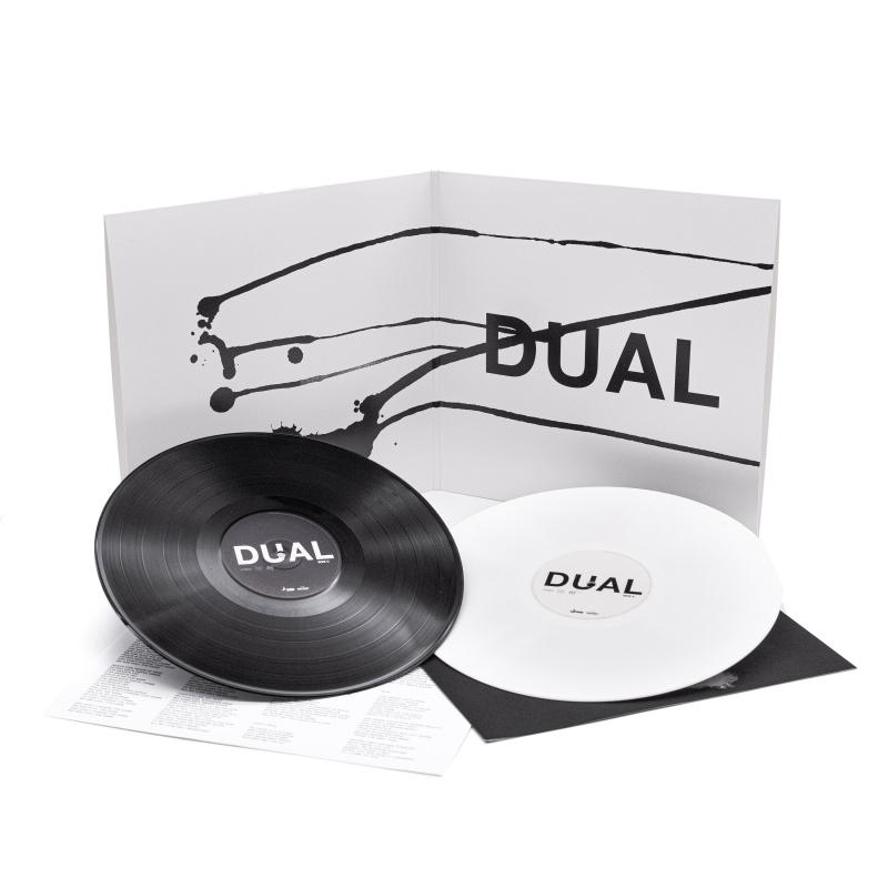 Deine Lakaien - Dual Vinyl 2-LP Gatefold  |  One LP black, one LP white