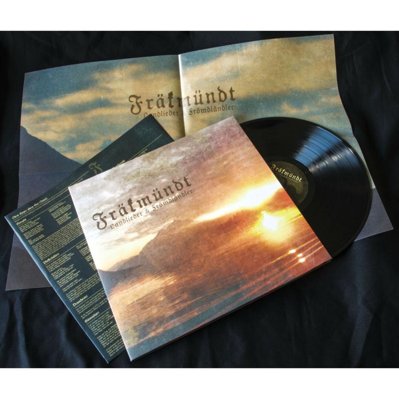 Fräkmündt - Landlieder & Frömdländler Vinyl Gatefold LP     black