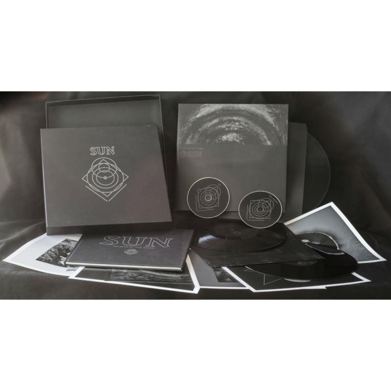Secrets Of The Moon - SUN Vinyl 2-LP Gatefold  |  black