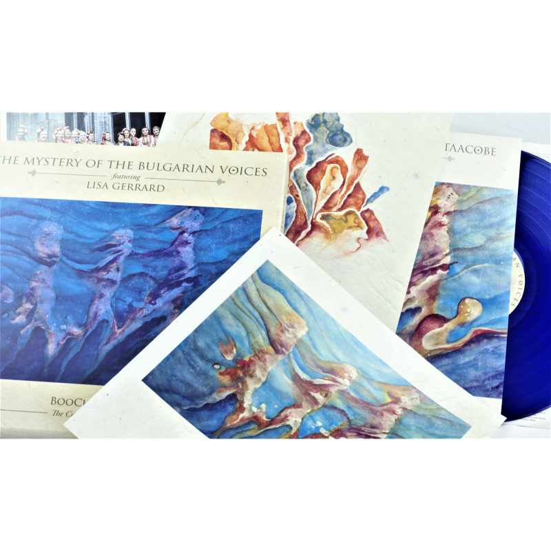 The Mystery Of The Bulgarian Voices feat. Lisa Gerrard - BooCheeMish Complete Box     PRO 228 BOX
