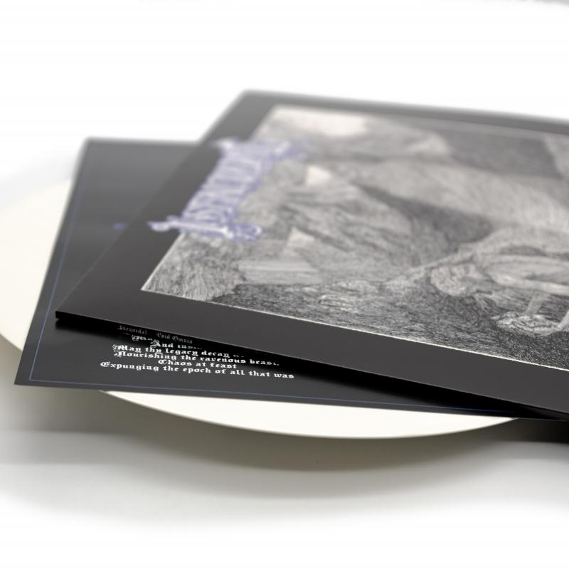 Isenordal - Split with Void Omnia Vinyl LP  |  White