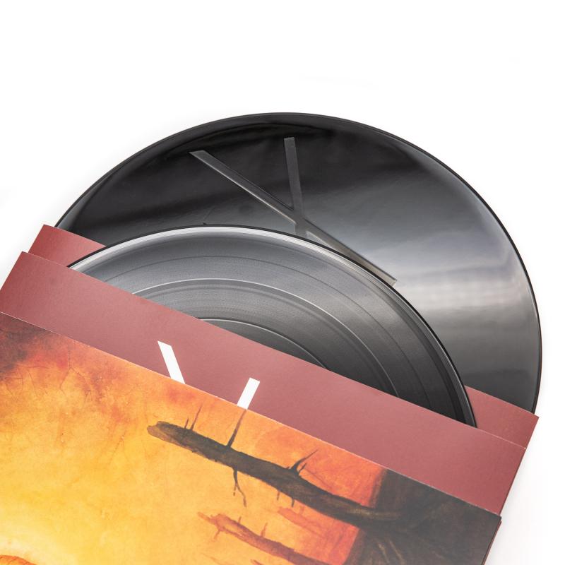 Kall - Brand Vinyl 2-LP Gatefold     Black