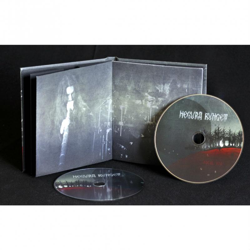 Negura Bunget - Focul Viu DVD+CD Box