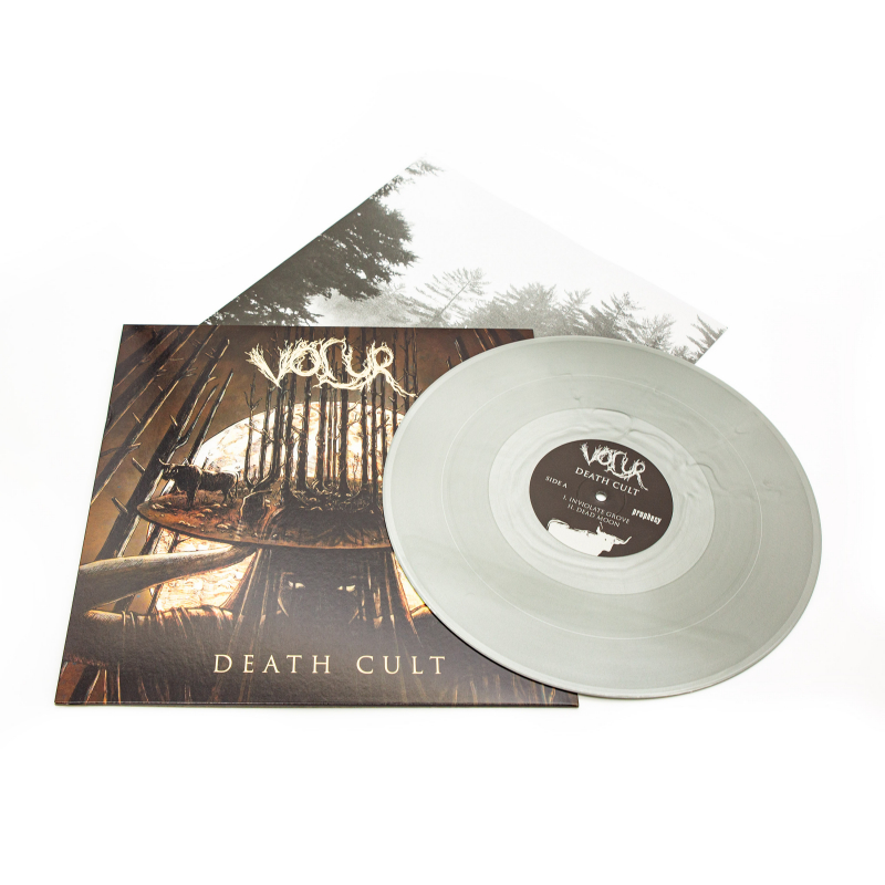 Völur - Death Cult Vinyl LP     Silver