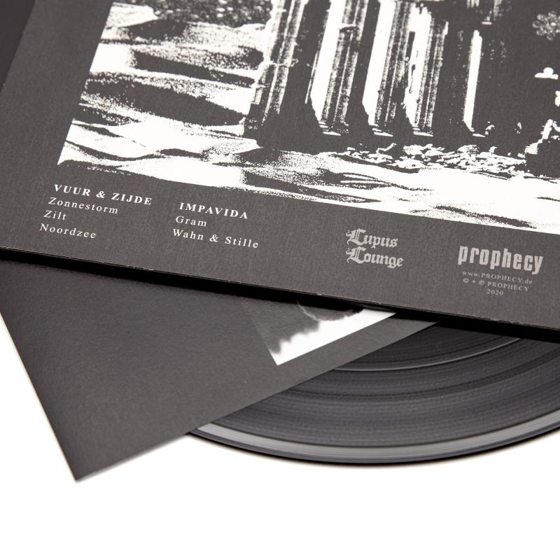 Vuur & Zijde - Split with Impavida Vinyl LP     Black