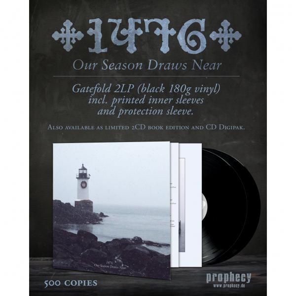 1476 - Our Season Draws Near Vinyl 2-LP Gatefold