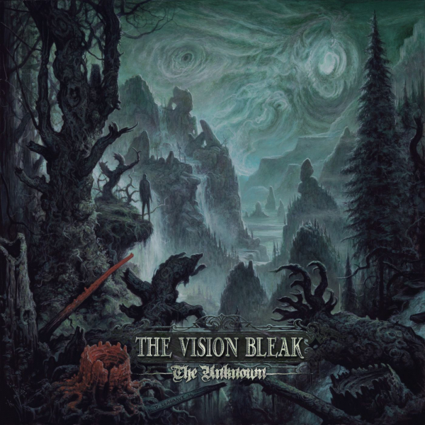 The Vision Bleak - The Unknown CD-2 Box