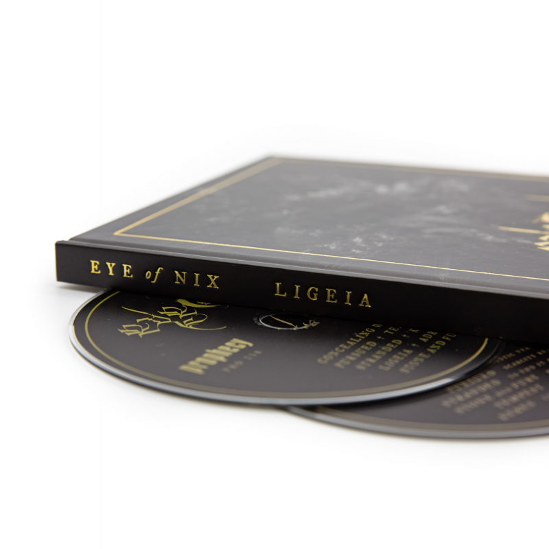 Eye Of Nix - Ligeia Book 2-CD