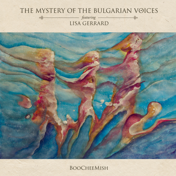 The Mystery Of The Bulgarian Voices feat. Lisa Gerrard - BooCheeMish Vinyl LP | black | PRO 228 LP