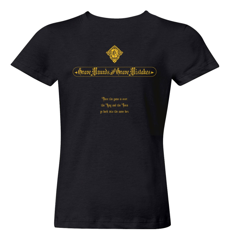 A Forest Of Stars - Grave Mounds And Grave Mistakes Girlie-Shirt     L     black