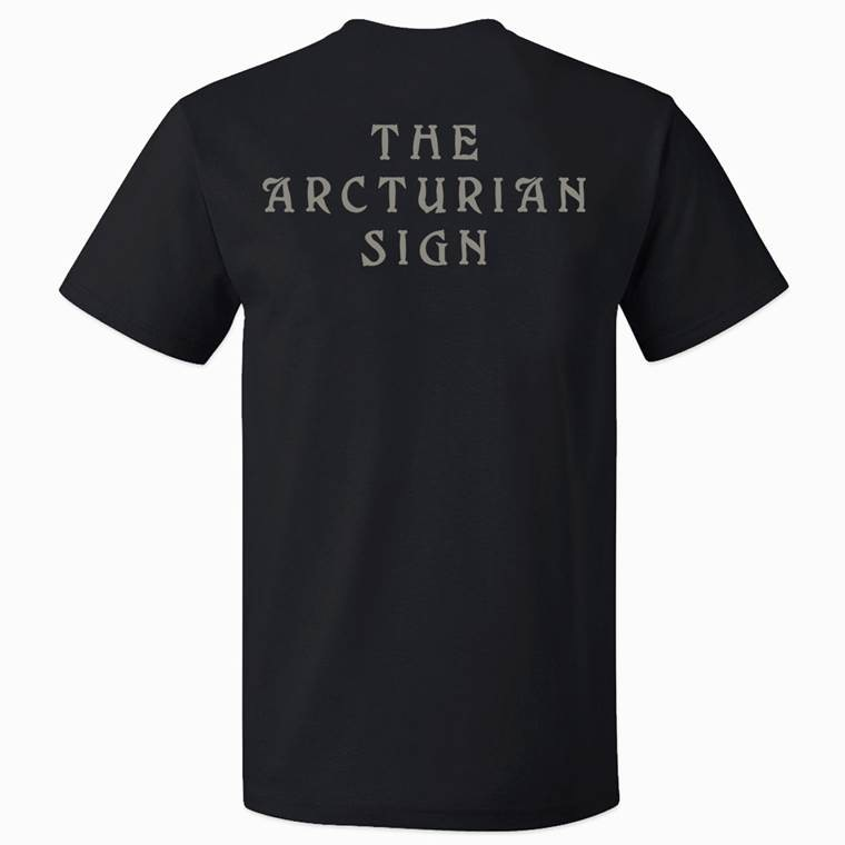Arcturus - Sign T-Shirt  |  XL  |  black