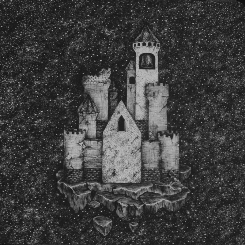 Aureole - Alunar Vinyl LP  |  Black