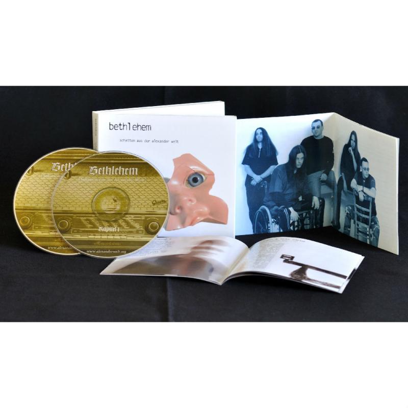 Bethlehem - Schatten Aus Der Alexander Welt CD-2 Digipak