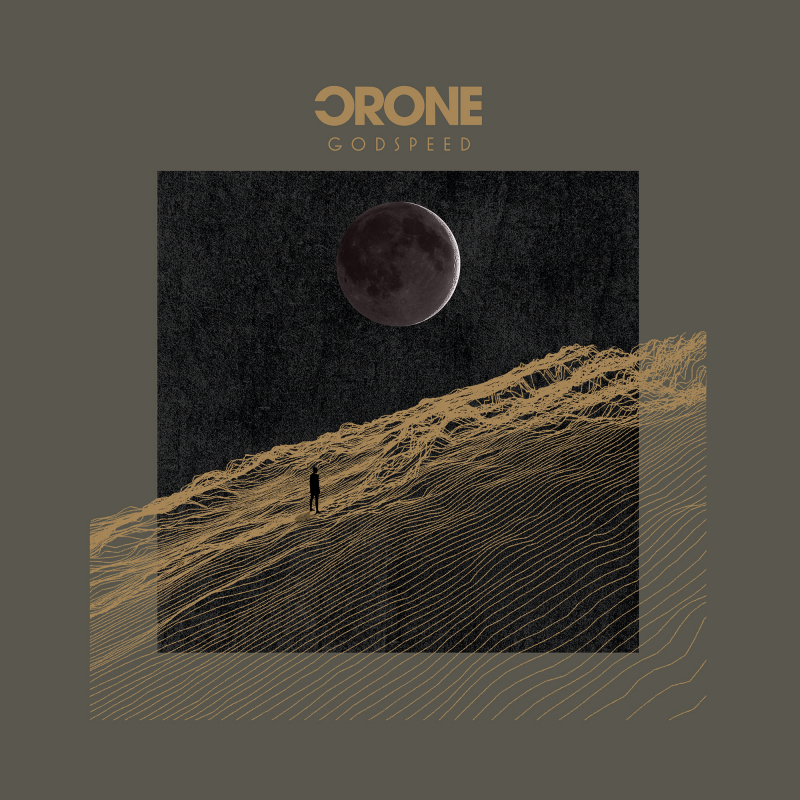 Crone - Godspeed Vinyl Gatefold LP     gold