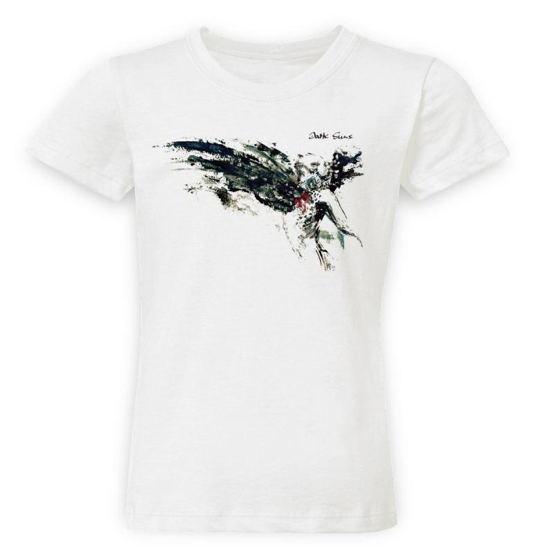 Dark Suns - Everchild Girlie-Shirt     S     white