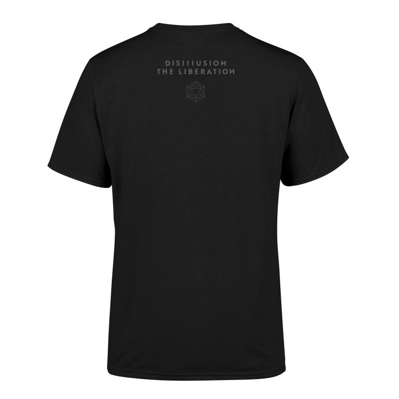 Disillusion - The Liberation T-Shirt  |  XL  |  Black