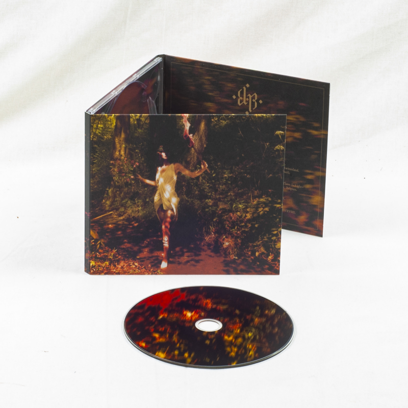 E-L-R - Mænad CD Digipak