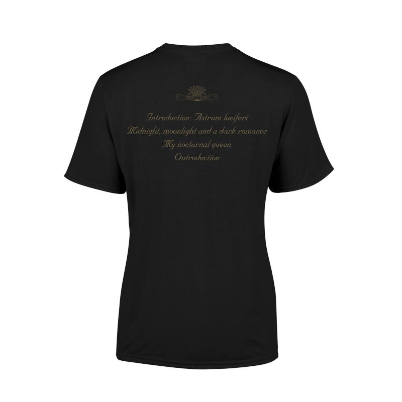 Empyrium - Der Wie Ein Blitz Vom Himmel Fiel Girlie-Shirt  |  M  |  black
