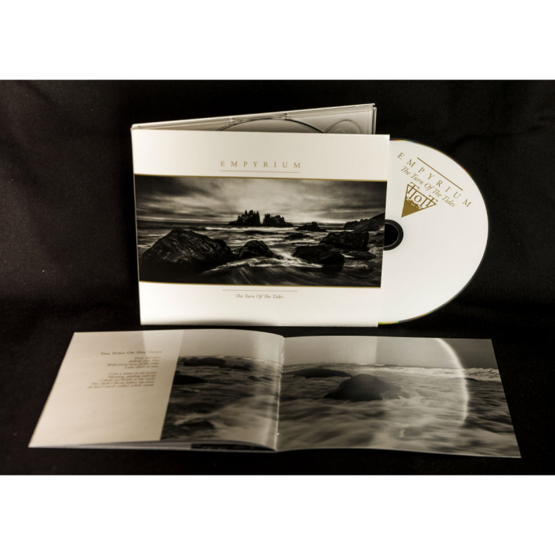 Empyrium - The Turn Of The Tides CD Digipak