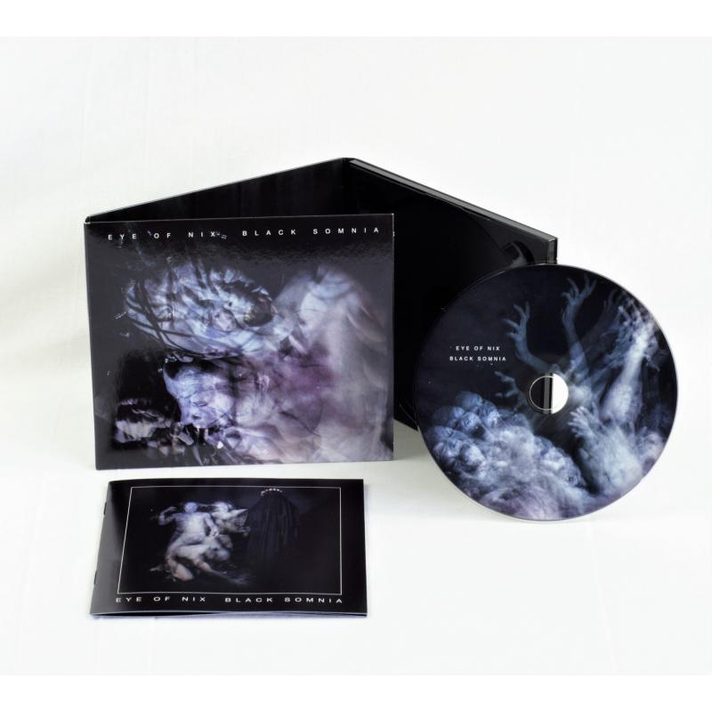 Eye Of Nix - Black Somnia CD Digipak