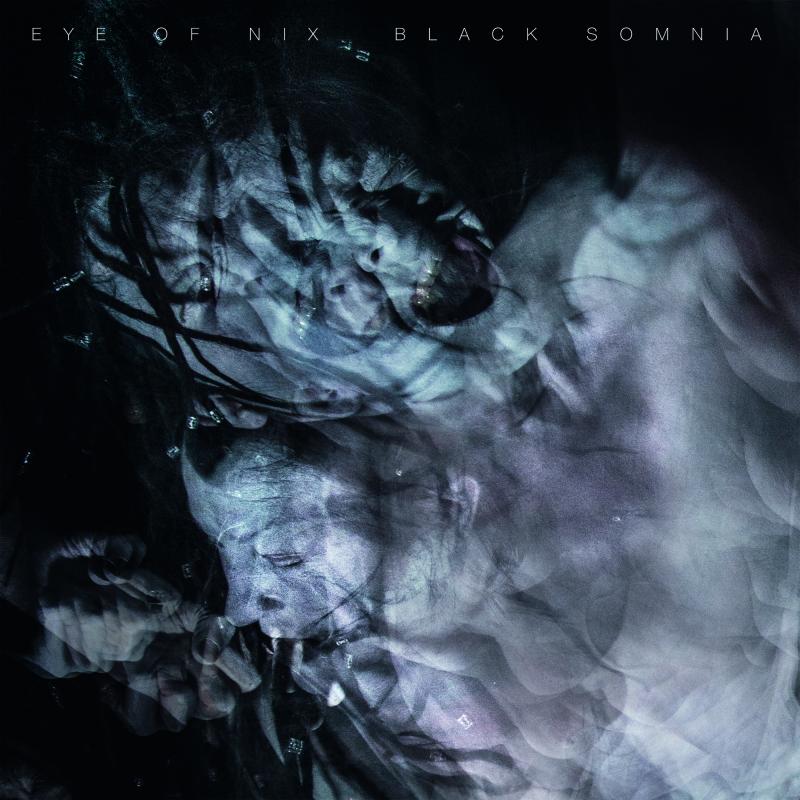Eye Of Nix - Black Somnia Vinyl LP  |  Clear