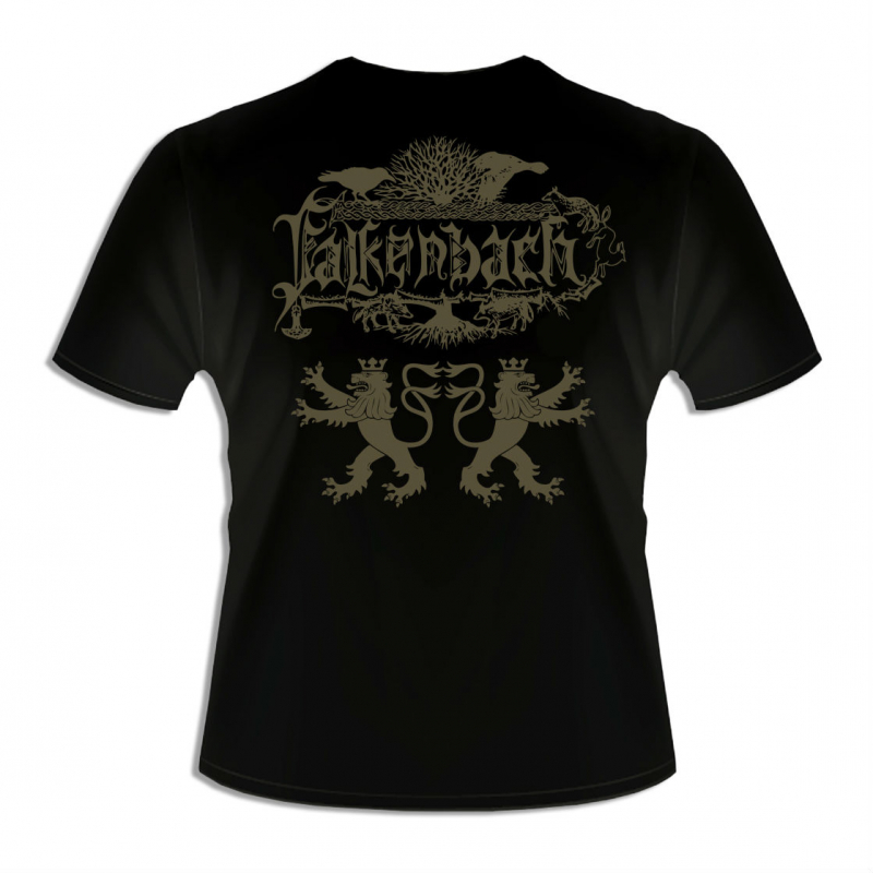 Falkenbach - Asa T-Shirt  |  L  |  black