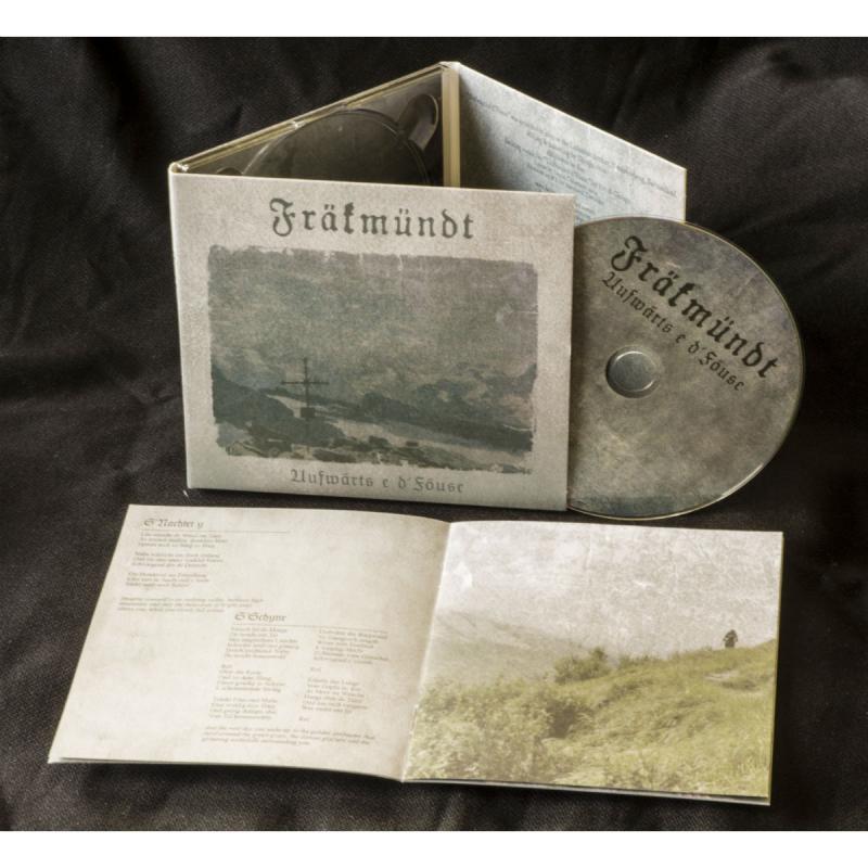 Fräkmündt - Uufwärts E D'Föuse... CD Digipak