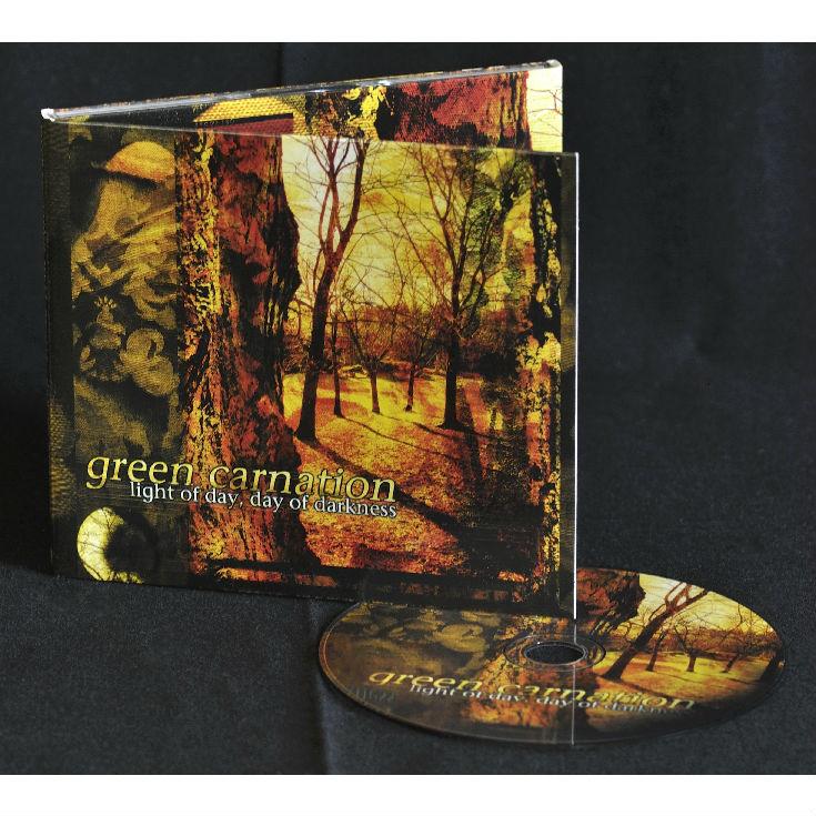 Green Carnation - Light of day, day of darkness Vinyl 2-LP Gatefold