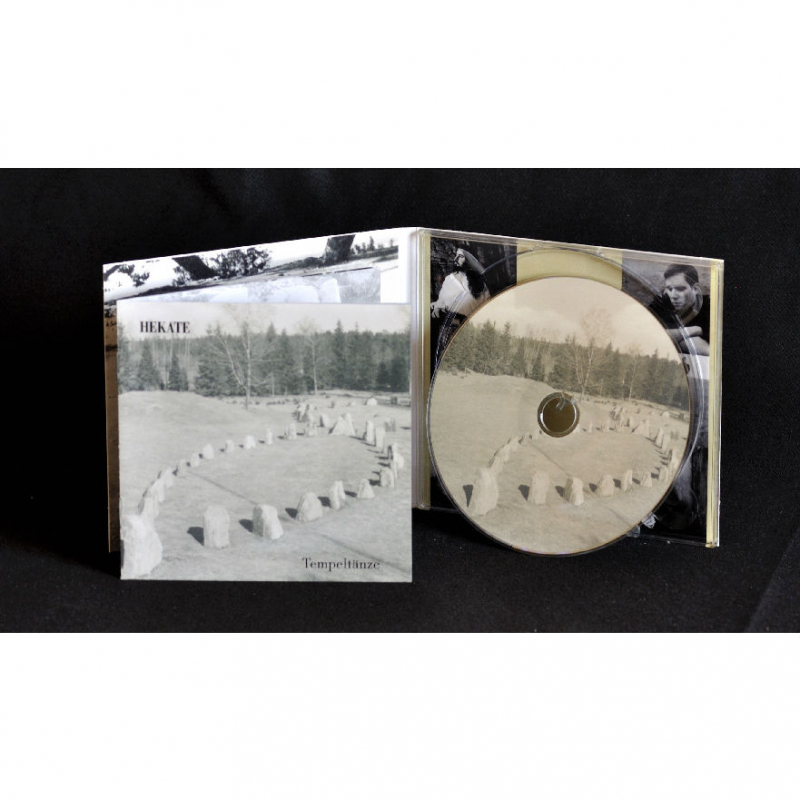 Hekate - Tempeltänze CD Digipak