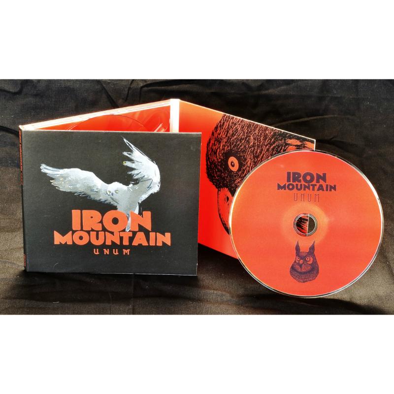 Iron Mountain - Unum CD Digipak