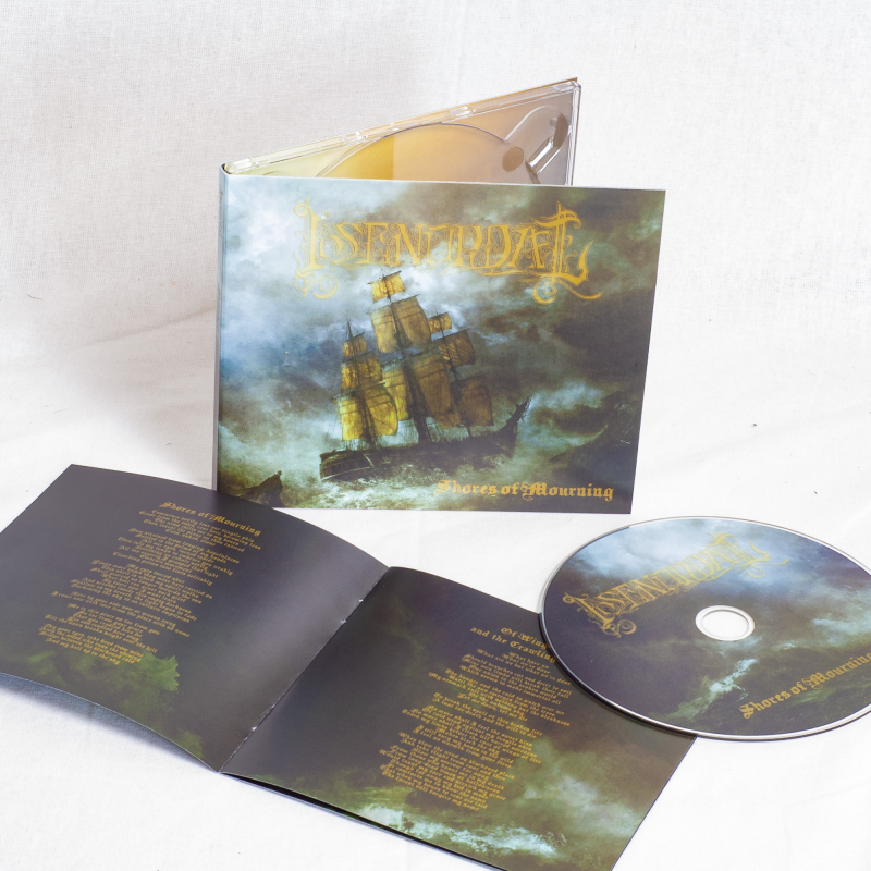 Isenordal - Shores Of Mourning CD