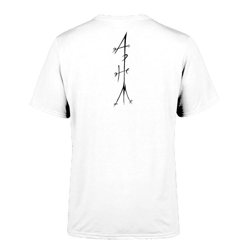 Katla - Allt þetta Helvítis Myrkur T-Shirt     L     white