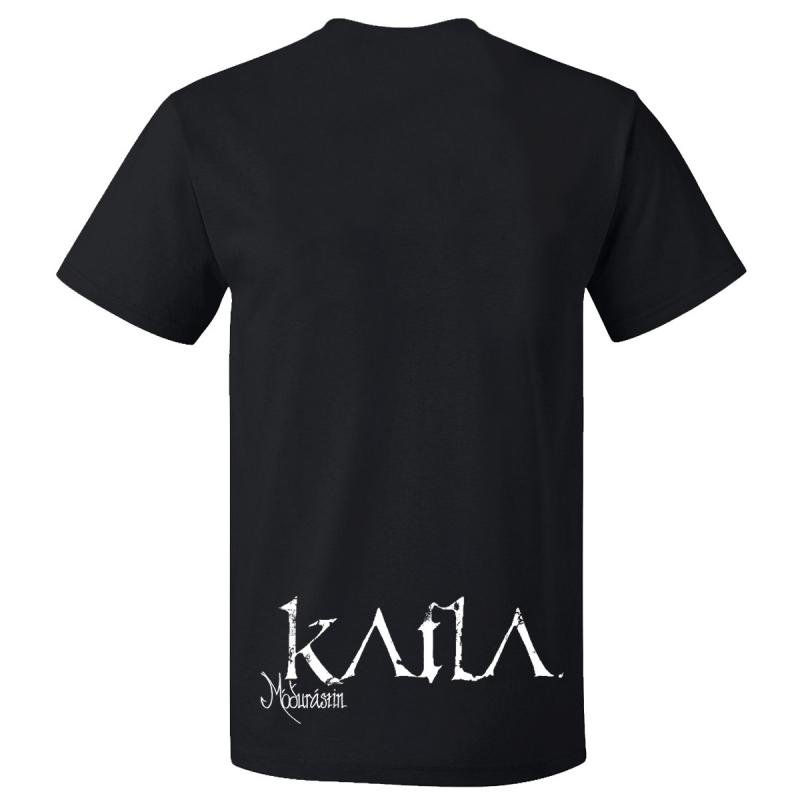 Katla - Logo Girlie-Shirt  |  S  |  black
