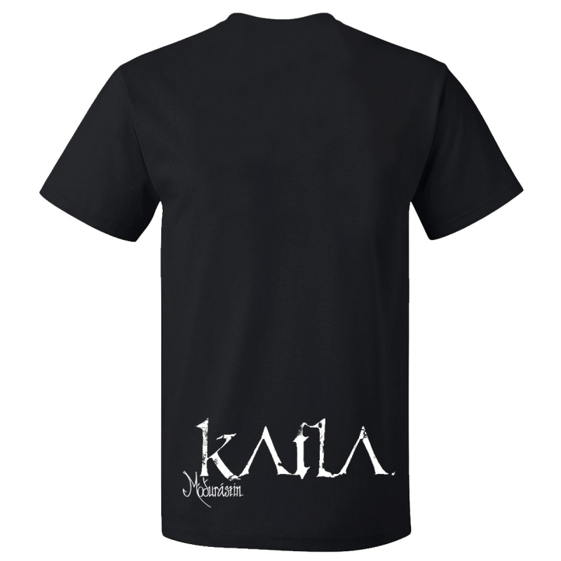 Katla - Logo T-Shirt  |  XL  |  black