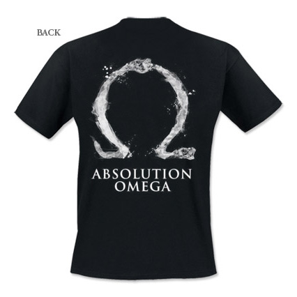 Lantlôs - Absolution Omega T-Shirt  |  XL  |  Black