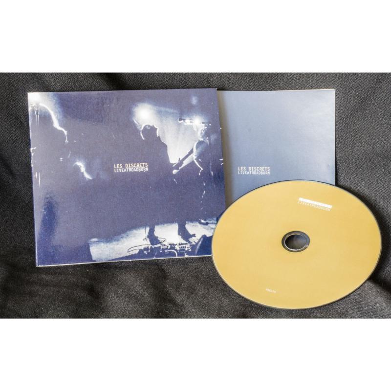 Les Discrets - Live at Roadburn CD Digipak