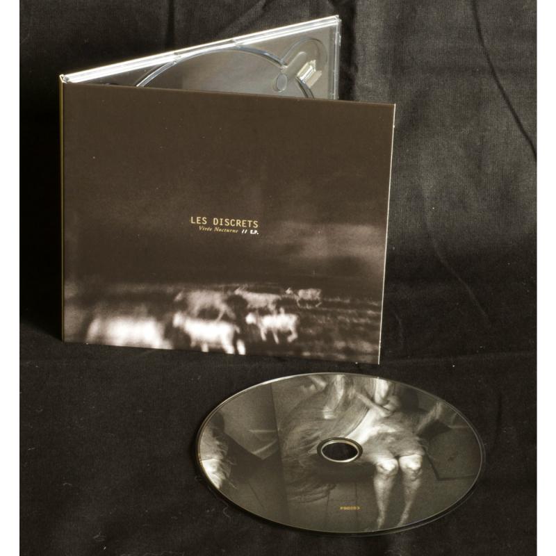 Les Discrets - Virée Nocturne CD Single