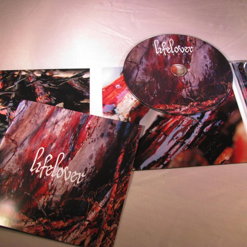 Lifelover - Sjukdom CD Digipak