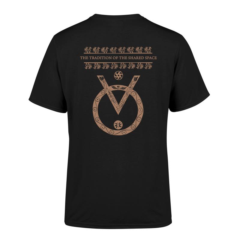 Moon Far Away - Athanor Eurasia T-Shirt     L     Black