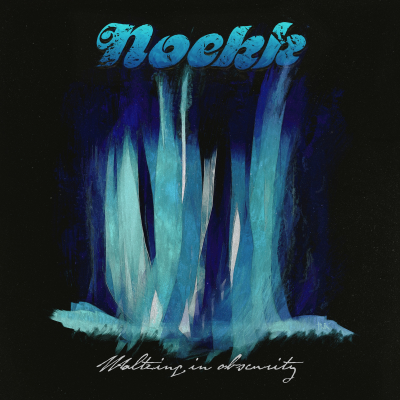 Noekk - Waltzing In Obscurity Vinyl LP  |  Black