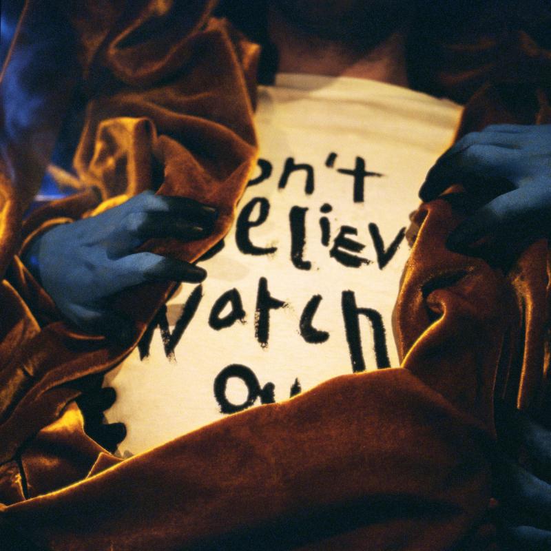 Pencey Sloe - Don't Believe, Watch Out Vinyl Gatefold LP  |  Black