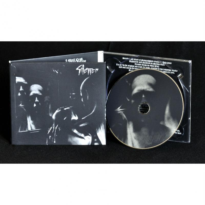 Silencer - Death, Pierce Me CD Digipak