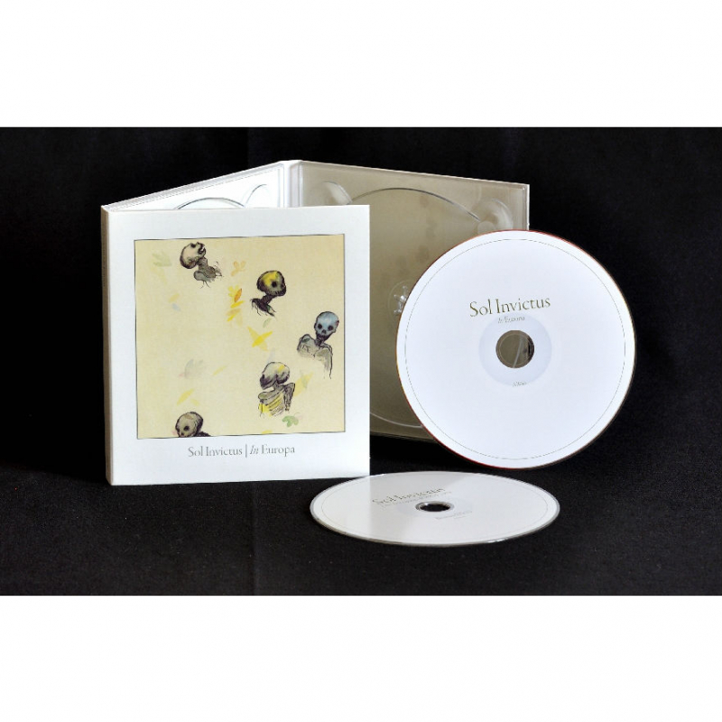 Sol Invictus - In Europa CD+DVD Digipak