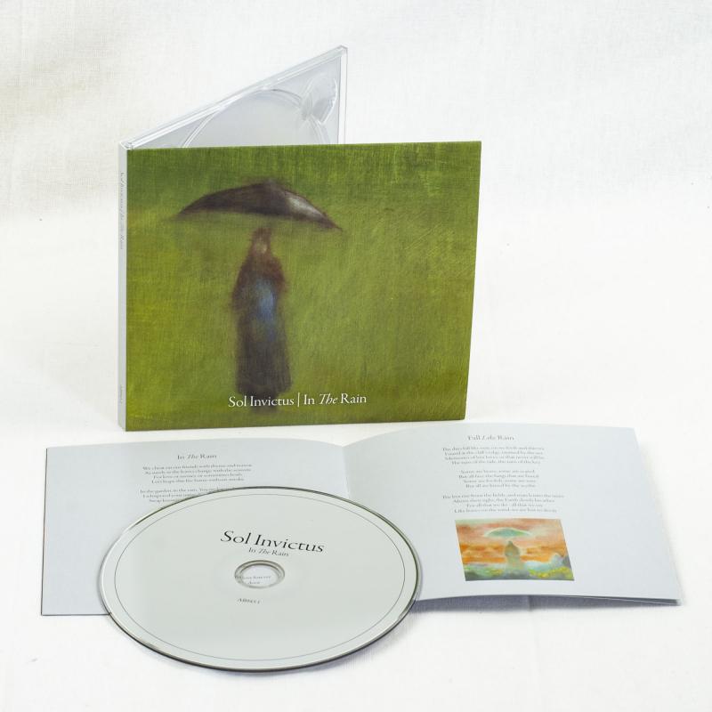 Sol Invictus - In the Rain CD Digipak (AB 043-1)