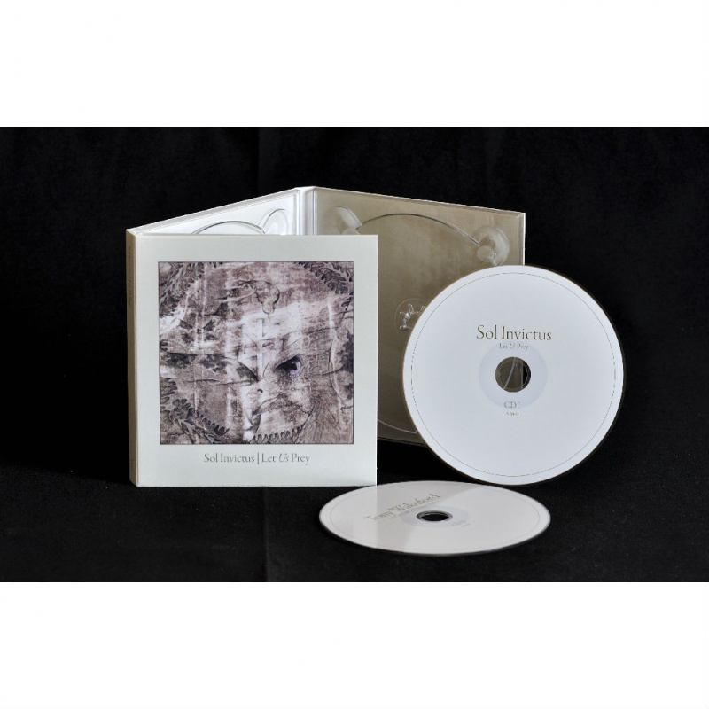 Sol Invictus - Let Us Prey CD-2 Digipak