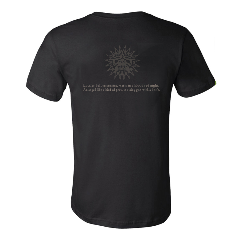 Sol Invictus - Necropolis Girlie-Shirt     M     black